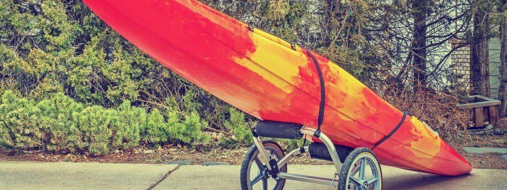 best kayak cart