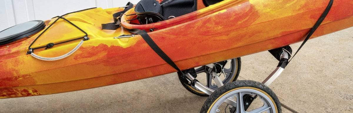 How to Use a Kayak Cart